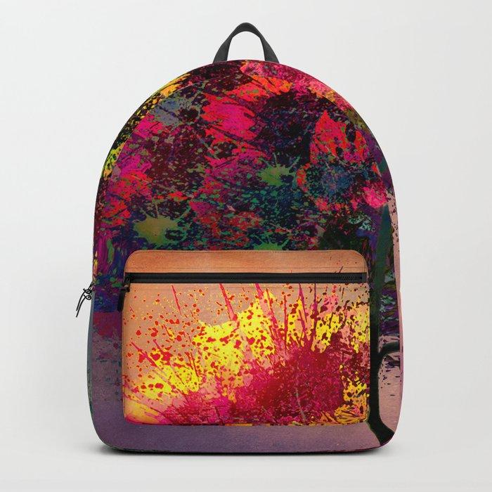 Love in Fall Backpack