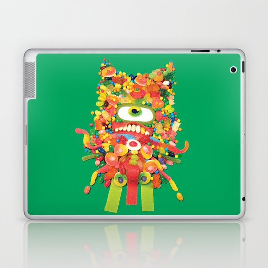 Sweet Monster Laptop & iPad Skin
