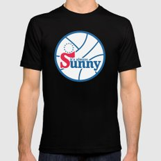 It's Always Sunny and 76 Mens Fitted Tee LARGE Black