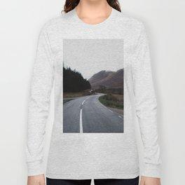 Road through the Glen Long Sleeve T-shirt