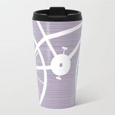 Purple Bike Travel Mug