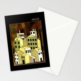 MACIE Stationery Cards