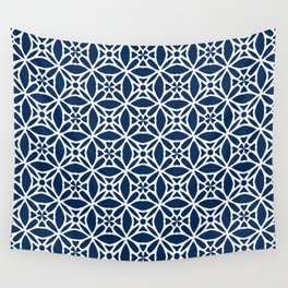 Abstract geometric Pattern 88 Wall Tapestry