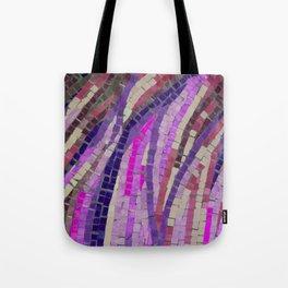Pink & Purple Mosaic - JUSTART (c) Tote Bag