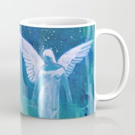 Angel Painting Coffee Mug