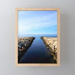 Cape Cod 1 Framed Mini Art Print