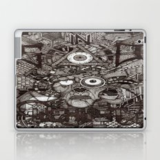 In God We Rust  Laptop & iPad Skin