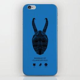 Masque of Clavicus Vile iPhone Skin