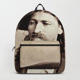 Wild Bill Hickok Backpack