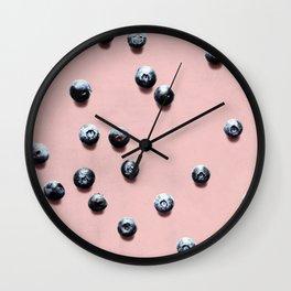 fruit 12 Wall Clock