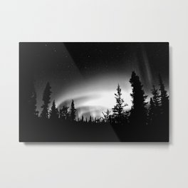 The Truth is Out There : Metal Print
