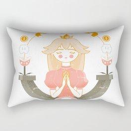 Dear Mario Rectangular Pillow