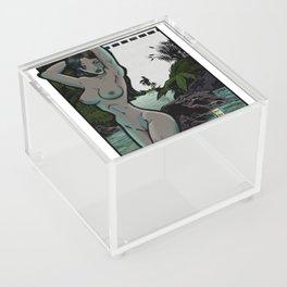 David & Bath-Sheba Acrylic Box
