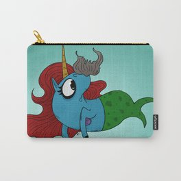 MerMustacheCorn Carry-All Pouch