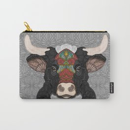 Billy the bull Carry-All Pouch