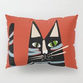 Tabby cat Pillow Sham
