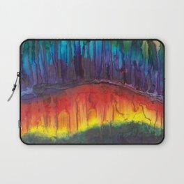 Rainbow Crescendo Laptop Sleeve