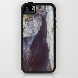 Maligne Canyon 3 iPhone Case