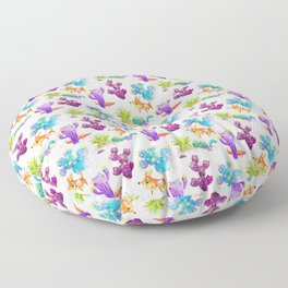 Catcti fiel Floor Pillow