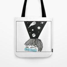 I see Galaxies Tote Bag