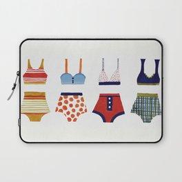 Les bikinis rétro Laptop Sleeve