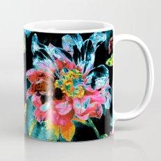 double floral Mug