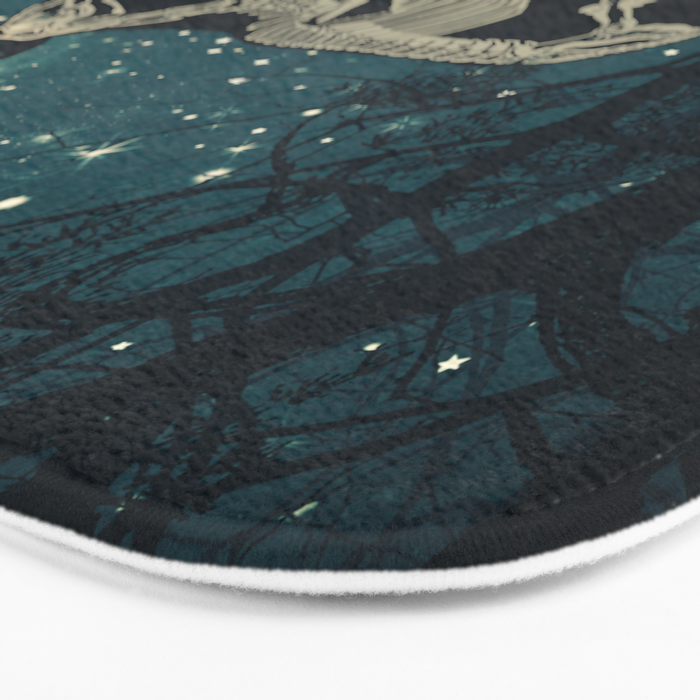 The Forest of the Lost Souls Bath Mat