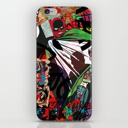 Crime City iPhone Skin