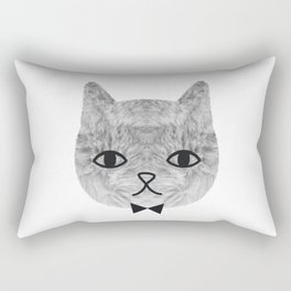The sweetest cat Rectangular Pillow