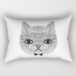 The sweetest cat Rectangular Pillow