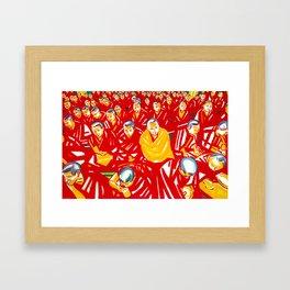 """""""GUARDIANS OF KINDNESS""""   Framed Art Print"""