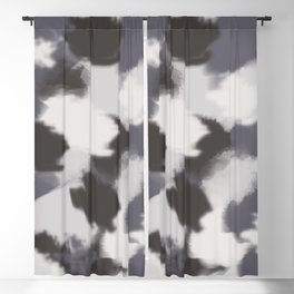 Abstract background 67 Blackout Curtain