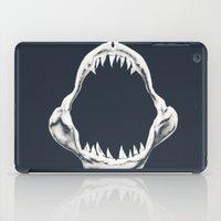 doom iPad Cases featuring Doom Regatta by Ross Zietz