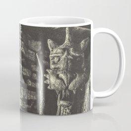 Dark Gargoyle Coffee Mug