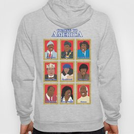 Coming to America Hoody