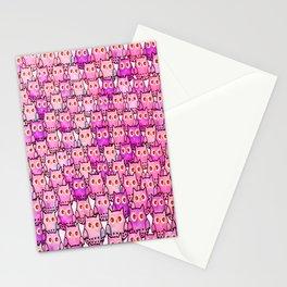 owl-97 Stationery Cards