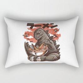 Kaiju's Ramen Rectangular Pillow