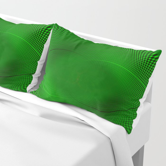 Not easy being Green Pillow Sham