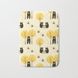 Bear Necessities Bath Mat