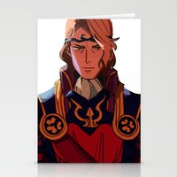 marx Stationery Cards featuring eldest prince of nohr by catherine