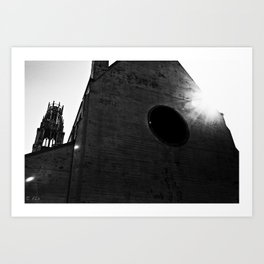 Church Series #5 Art Print