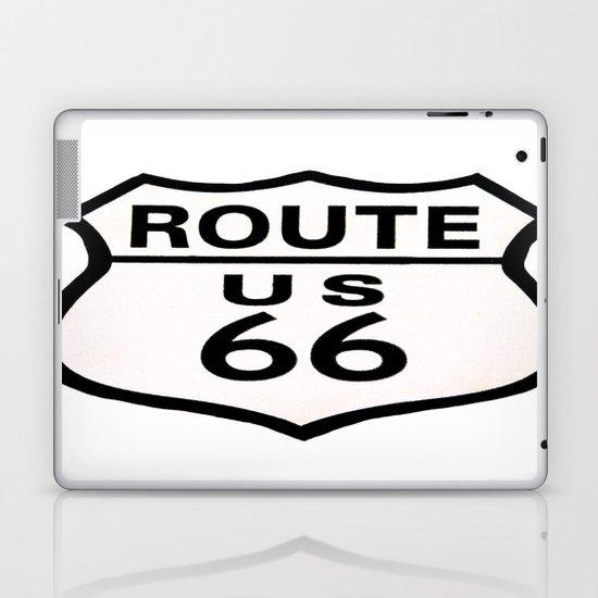 Route 66 Laptop & iPad Skin