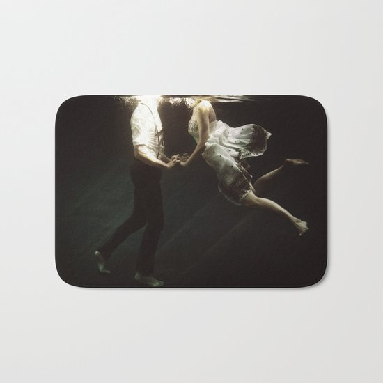 abyss of the disheartened VII Bath Mat