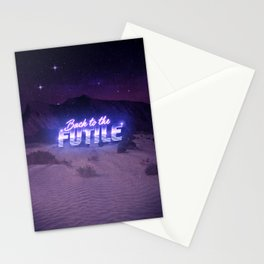 Back to the Futile Stationery Cards