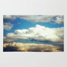 Beauteous May Sky Rug