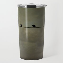 Storm birds Travel Mug