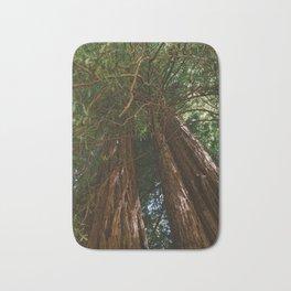 Redwood Forest VIII Bath Mat