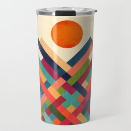 Sun Shrine Travel Mug