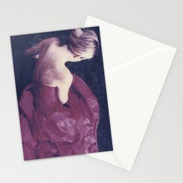 Baloon Girl Stationery Cards