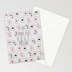 Arrested Development : I've Made a HUGE MISTAKE Stationery Cards